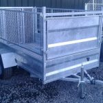7X4 TRANSPORT TRAILER