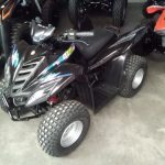 New quadzilla qzr 80 cc quad
