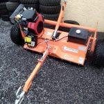 Chapman flail mower