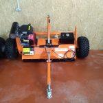 New Chapman flail mower
