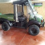 Kawasaki 4010 diesel mule